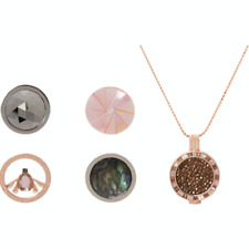 MI MONEDA Pendant & Necklace Gift Set Box with 5 Coins - £390