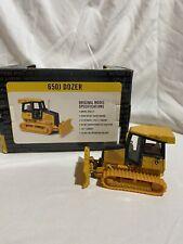John Deere 650J Crawler Tractor 1/50 Ertl RARE DEALER EDITION 60th Bulldozer