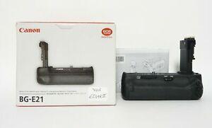 Brand New Canon BG-E21 Battery Grip for 6D Mark II Genuine Product
