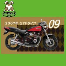 F-toys 1/24 Vintage Bike Kit Vol. 3_ #9 :Kawasaki Zephyr 2007 G7 _Now FT050I