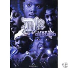 D12 - Live in Chicago (DVD) *NEU OVP* D-12 * D 12