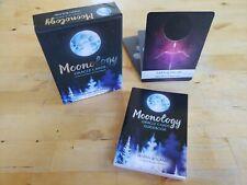 Moonlogy Oracle Cards - 44 deck and Guidebook