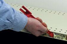 Two Label Removers / Shelf Fastener Pullers *Best* Merchandising Tool!