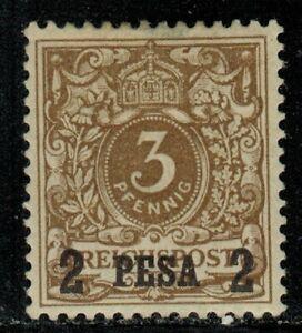 German East Africa #1 1893 MLH