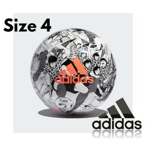 adidas Size 4 Football Ball Captain Tsubasa Training Match Soccer Balls NEW