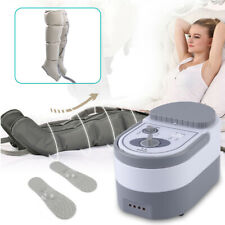 Electric Air Leg Massager Foot Wraps Ankles Calf Circulation Massage Machine New