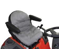 Padded Ride on Lawn Mower Seat Cover - for most brands With or Without Armrests