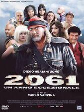 Dvd 2061 - Un Anno Eccezionale  *** Diego Abatantuono ***......NUOVO
