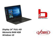 """Mediacom Notebook Smartbook 141 (m-sb141) 14"""" Windows 10 (0000039023)"""