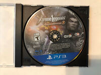Dynasty Warriors 8: Xtreme Legends Sony PlayStation 3 PS3 2014 DISC ONLY