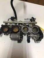 2007 Yamaha YZF R6 Main Fuel Injectors / Throttle Bodies 2C0-13750-00-00