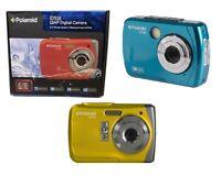 12 Megapixel Waterproof Compact Design Digital Camera