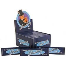 Smoking Kingsize Blue Rolling Paper Box
