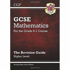 New GCSE Maths Revision Guide: Higher - for the Grade 9-1 Course (with Online E…