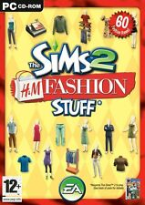 The Sims 2 H&M Fashion Stuff | PC CD-ROM Video Game