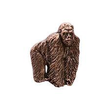 Copper ~ Silverback Gorilla ~ Lapel Pin / Brooch ~ MC096