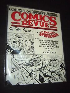 COMICS REVUE #93, 1994 EDITED BY DON MARKSTEIN - THIS ISSUE: SPIDER-MAN, BC, +
