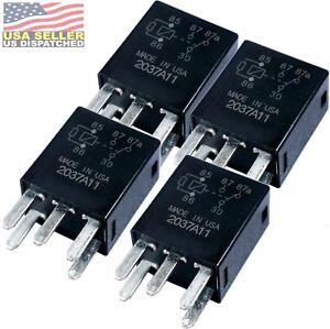 4PK - Omron 7866, 12077866 Multifunction relay,5 pin,