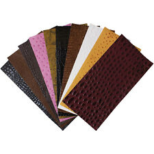 Springfield Leather Co 10 Pack Assorted Print Embossed 6