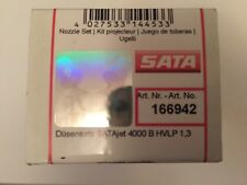 L @ @ K Brand New Genuine SATA-Jet 4000 B HVLP 1.3 Nozzle Set L @ @