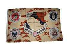 3x5 Operation Iraqi Freedom Service 2003 Military Banner Flag 3'x5'