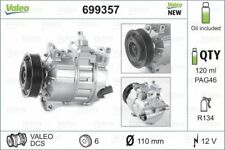 Valeo Compressore Aria Condizionata per 699357 Audi Seat Skoda VW