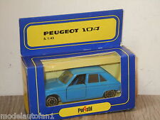 Peugeot 104 5-Door van Polistil in Box 1:43 *18584