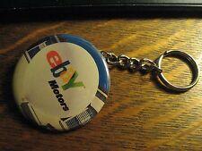 Ebay Motors Auto Auction Advertisement Keychain Backpack Purse Clip Ornament