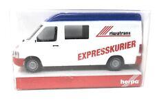 Herpa H0 1:87 Volkswagen VW LT 2 Transporter Riwatrans Expresskurier OVP