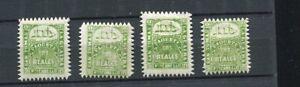 AP761) Venezuela MNH stamps La Guaira Curacao San Tomas