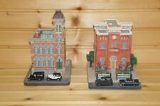 The Danbury Mint Classic American Police Stations Washington & Chicago | China