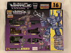 Transformers Encore 16 G1 Bruticus Combaticons Takara Reissue Figures (2009)