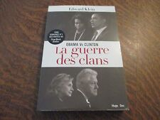 OBAMA VS CLINTON la guerre des clans - EDWARD KLEIN