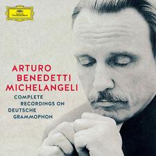 Arturo Benedetti Michelangeli : Michelangeli: Complete Recordings On Deutsche