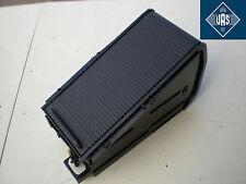 MERCEDES R129 BLACK Center Console Roll Top Storage Box SL500 SL600 129446