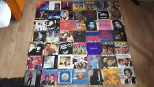 """80x Vinyl Schallplatten 7"""" Maxi / Single - Funk, Soul, Disco, Pop, 60s, 70s, 80s"""
