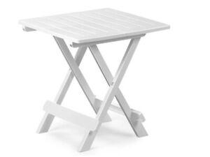 Klapptisch Gartentisch Klappbar Terrassen Campingtisch Beistelltisch 50x45x43cm