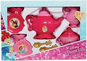 Disney Princess Tea Set Kids Toy 11 pieces