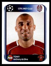 Panini Champions League 2010-2011 Tony CFR 1907 Cluj No. 334
