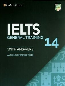 IELTS 14 General Training Student's Book with Answers without Audio 978110871779