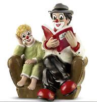 Gilde Clown Märchenstunde limitiert Sonderedition Sammlerfigur 10266 Winter 2020