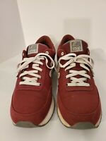 New Balance 501 Trainers Men's Running Sneaker Shoes Size 13 Burgundy Gum Sole
