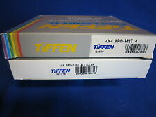 TIFFEN  4 x 4   FILTER   PRO MIST   # 4   (LOT OF 2)