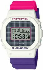 Casio Pink/Purple G-Shock DW-5600THB-7 Digital Throwback Collection Men's Watch