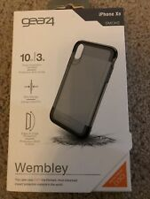 Gear4 iPhone Xr - Smoke Wembley Protective Case Brand New