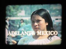 Film 16 mm Sonore : MEXICO  Industries  Voitures   Elèves Ingénieurs Ceneti