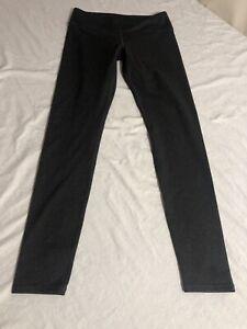 Fabletics Leggings Gray Solid Women's Size XS