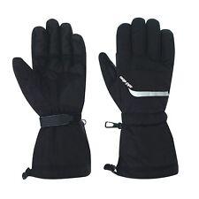 Ski-Doo Snowmobile Men's Holeshot Gloves Black 3XLarge 4463071690