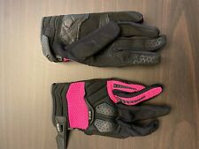 Cortech Women's DXR Textile/Leather Motorcycle Gloves