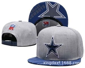 New Arrival Football Sports Fans Embroidered Hat Snapback Adjustable Cap Gift